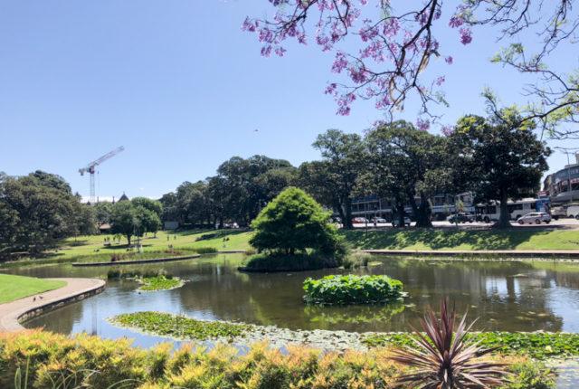 Victoria Park, Camperdown