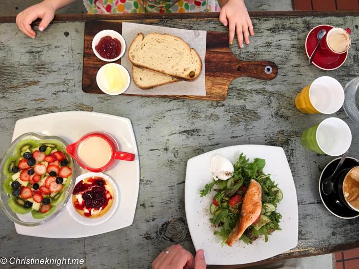 Clover Cafe, Annandale, Sydney