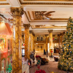 Gingerbread Holiday Tea at the Fairmont San Francisco