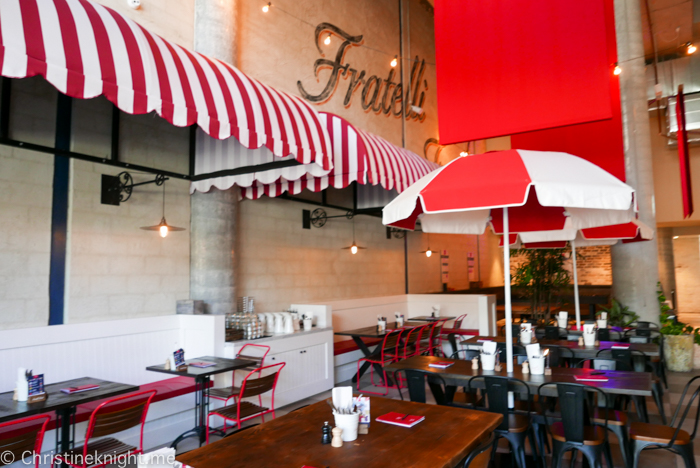 Fratelli Fresh, Darling Harbour