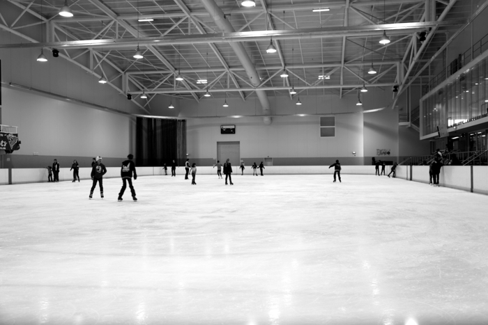 Liverpool Catholic Club Ice Skating Rink, Sydney