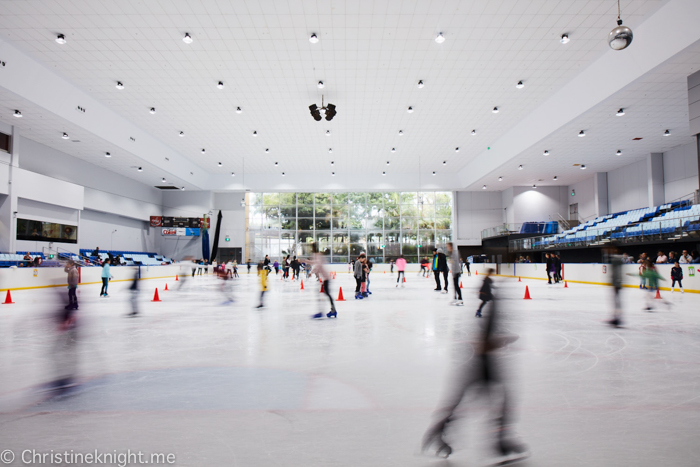 Macquarie Ice Rink, Sydney