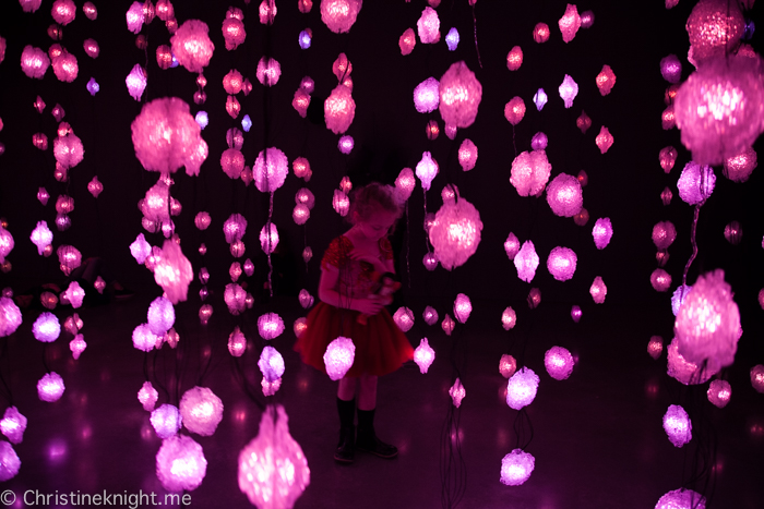Pipilotti Rist - Sip my Ocean Exhibition at the MCA Sydney, Australia