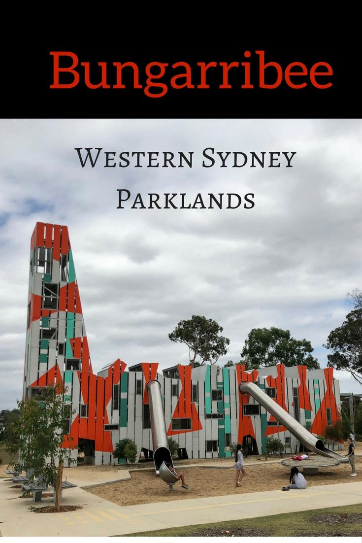 Bungarribee Western Sydney Parklands, Australia