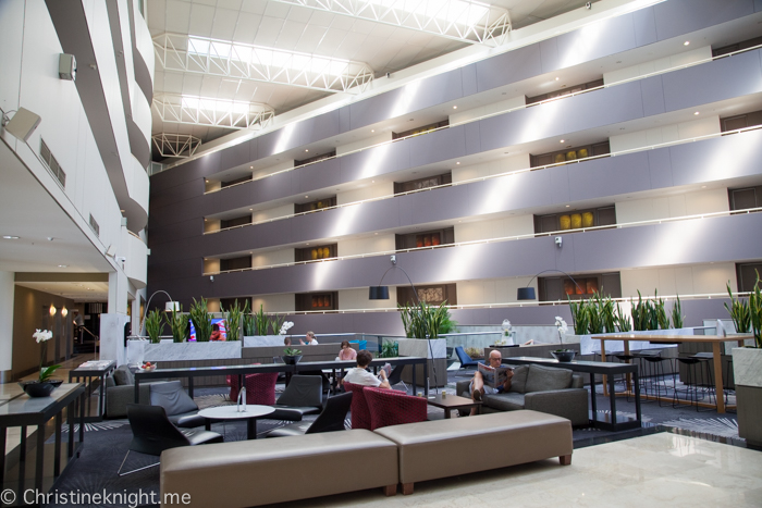Crowne Plaza Hotel Canberra Review