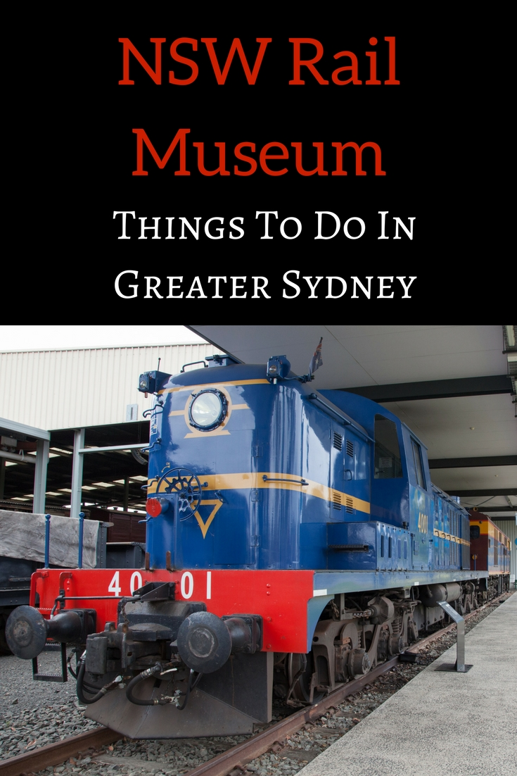 NSW Rail Museum: Things To Do In Greater Sydney