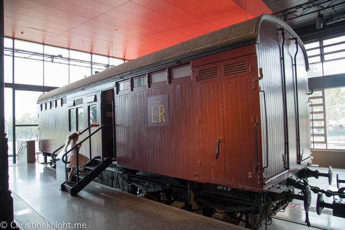 NSW Rail Museum Australia