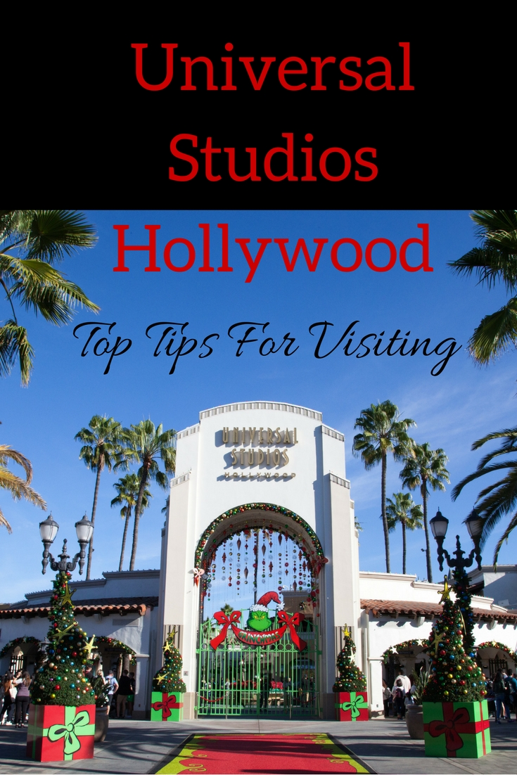 Top Tips For Visiting Universal Studios Hollywood Adventure Baby