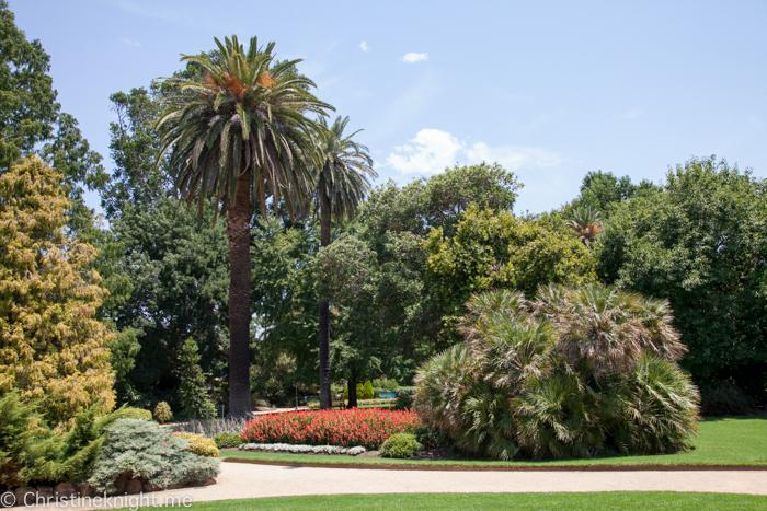 Botanic Gardens Albury, Australia
