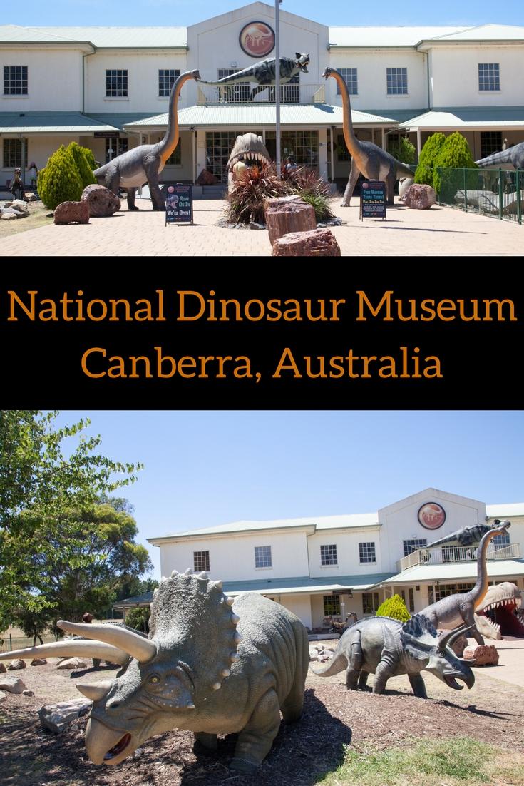 National Dinosaur Museum, Canberra, Australia