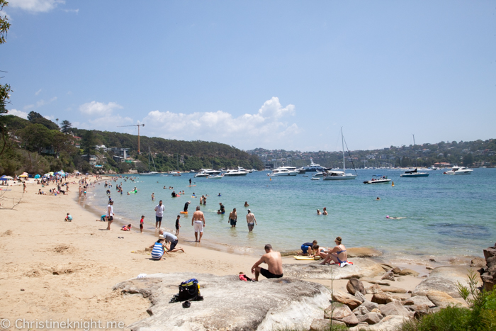 Chinamans Beach Sydney Australia