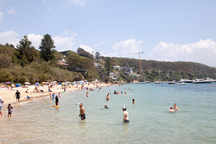 Chinamans Beach, Sydney, Australia