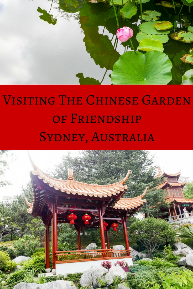 Chinese Gardens of Friendship, Sydney, Australia