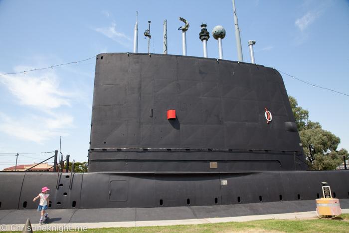 HolBrook Submarine Museum, NSW, Australia