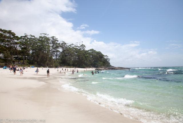Hyam's Beach, NSW, Australia