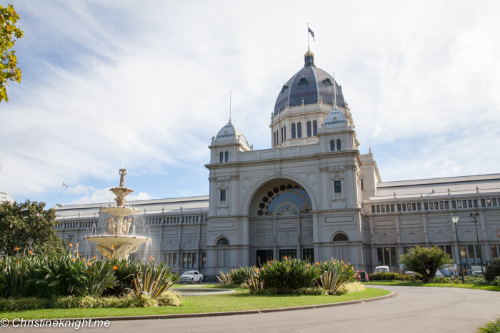 Royal Exhibition Hall, Carlton Gardens, Melbourne, Victoria