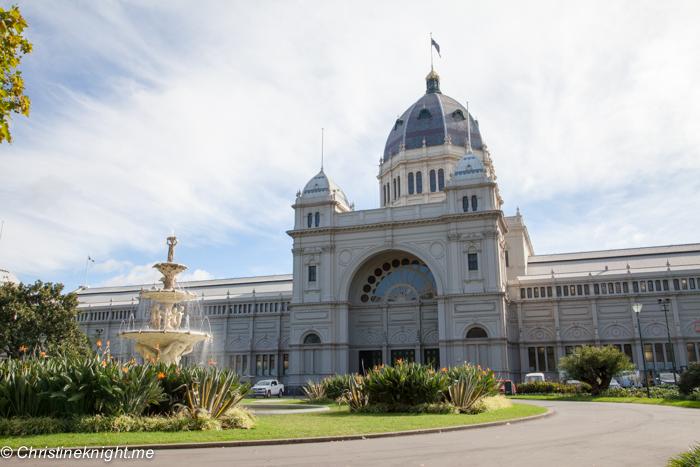 Royal Exhibition Hall, Carlton Gardens, Melbourne, Victoria