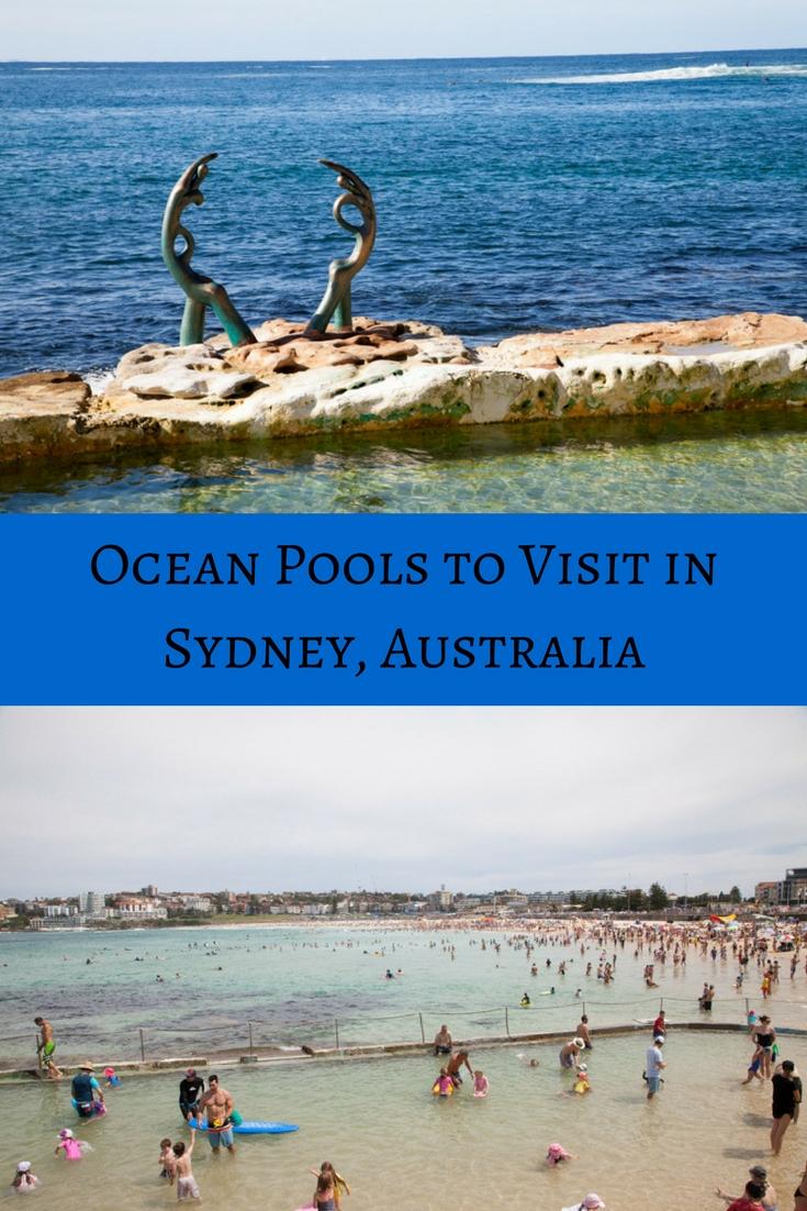 Ocean Pools Sydney Australia