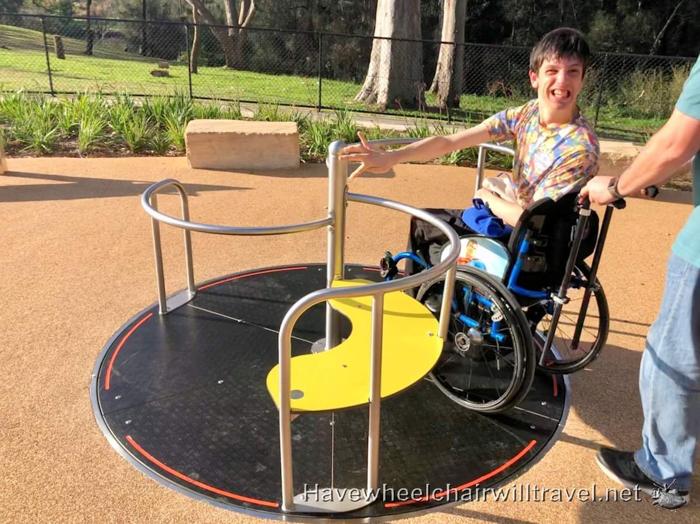 Parramatta Park Playground