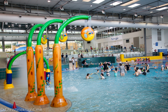 Ryde Aquatic Centre, Sydney