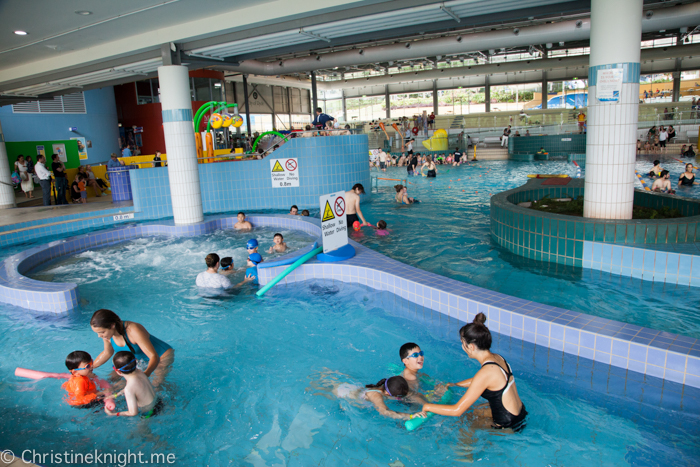 Ryde Pool Sydney Aquatic Centre