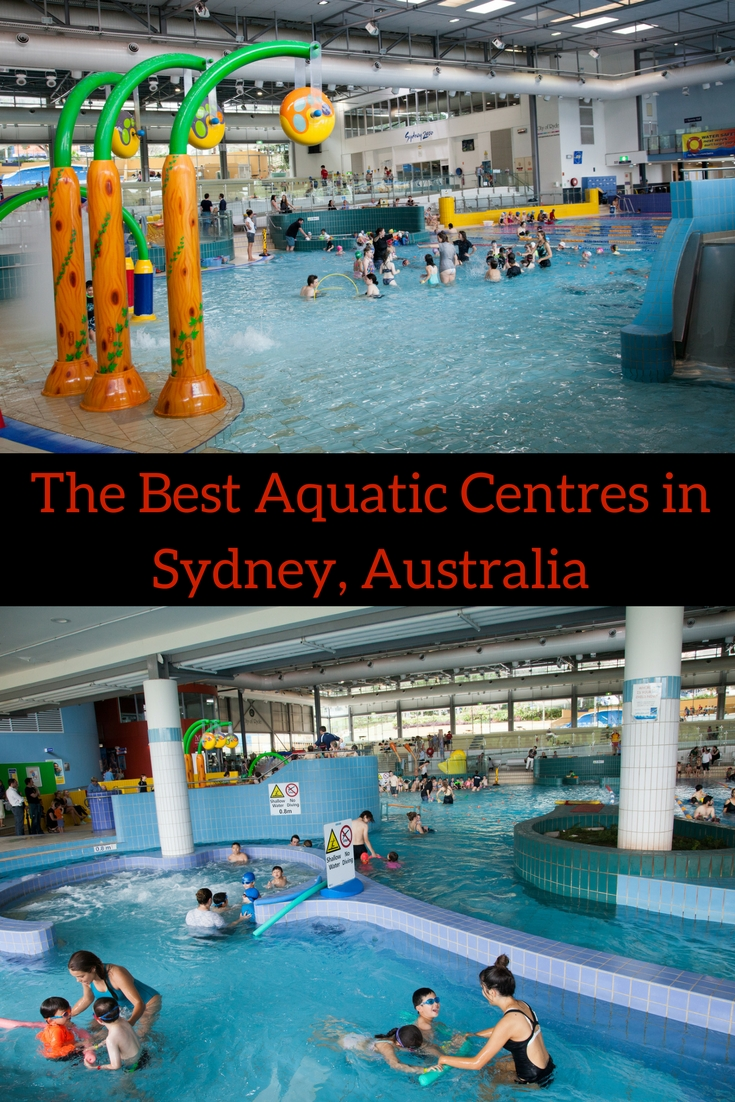 Sydney Aquatic Centre Round-up, Australia