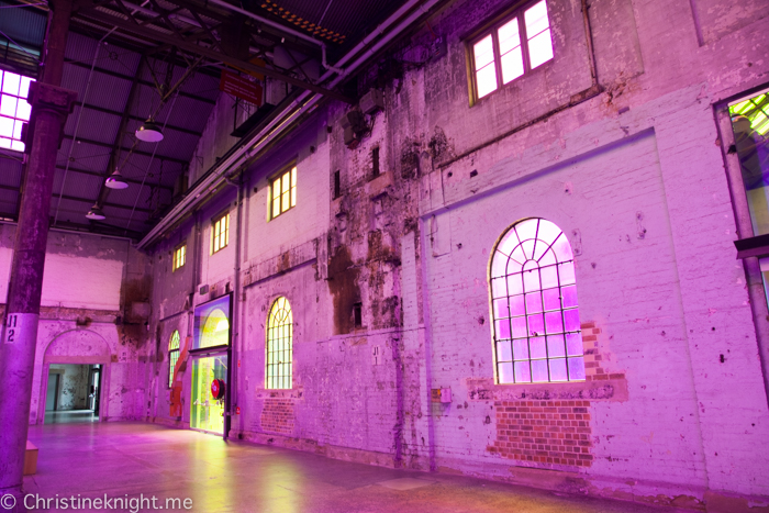 Carriageworks, Sydney