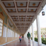 Visiting The Getty Villa, Los Angeles