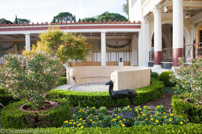 The Getty Villa, Los Angeles, USA