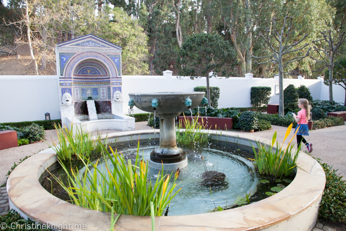 The Getty Villa, Los Angeles, USA