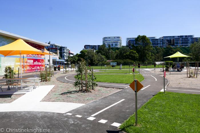Ryde Park, Sydney, Australia