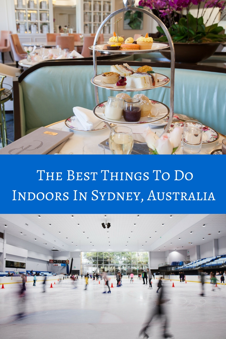 Things To Do In Sydney On A Rainy Day (Or a Stinking Hot One!) Sydney Australia