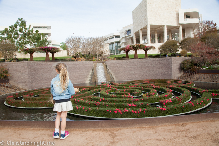 Getty Center LA, USA