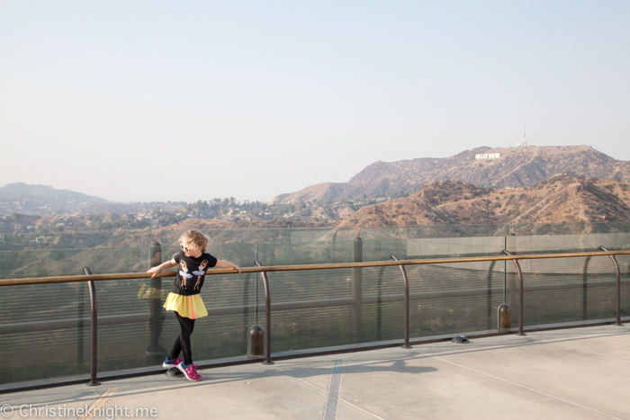 Griffith Observatory, LA, USA