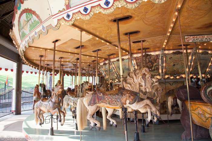 Griffith Park Merry-Go-Round, LA, USA