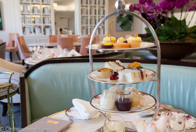 Langham Sydney, Afternoon Tea With Mr Rabbit, Australia