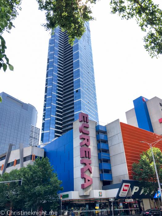 Eureka Sky Deck Melbourne