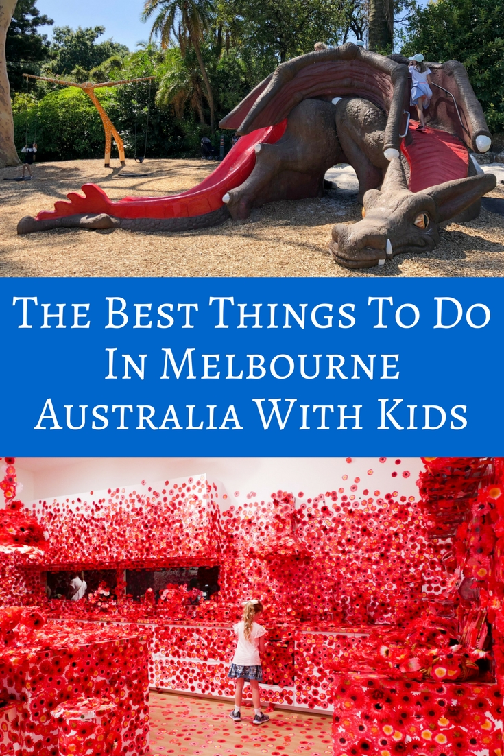 Things To Do In Melbourne With Kids Australia