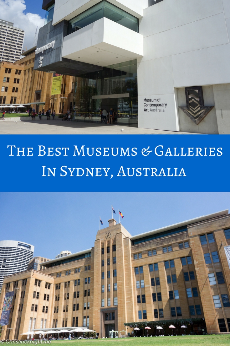 The Best Museums In Sydney Australia