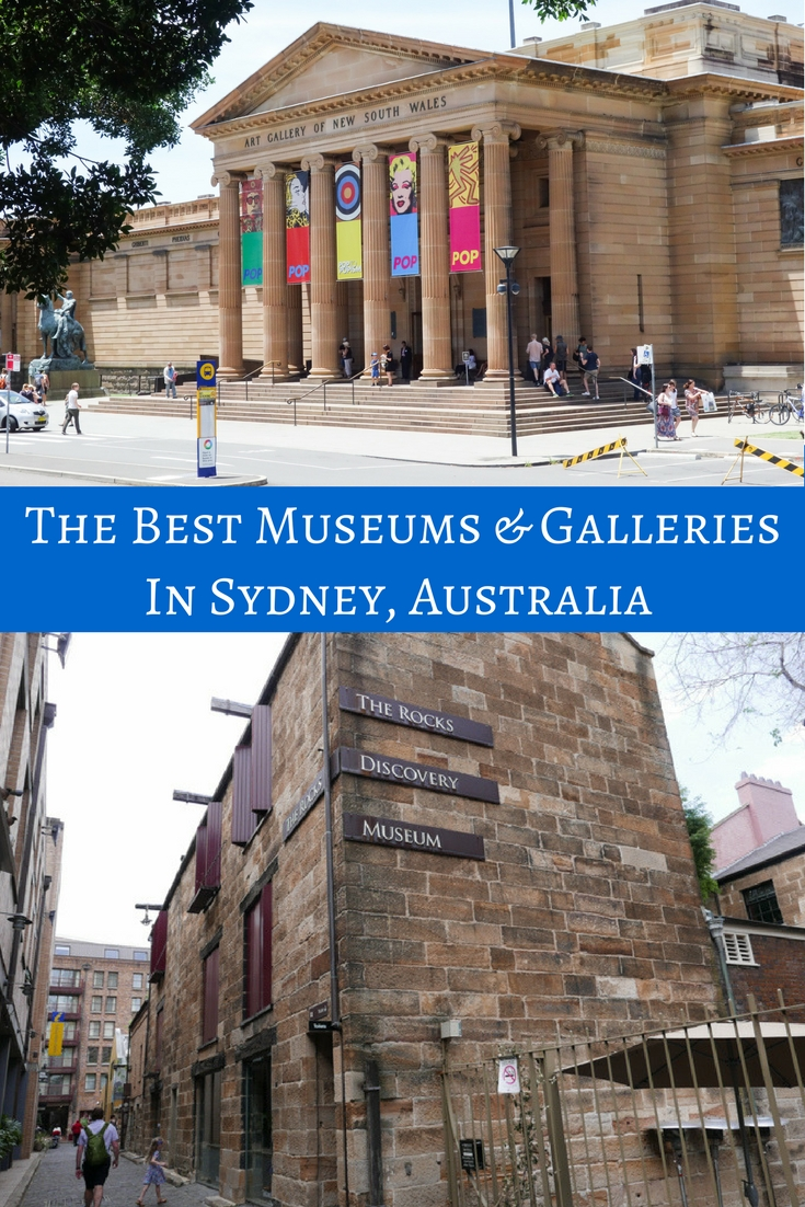 The Best Museums In Sydney, Australia