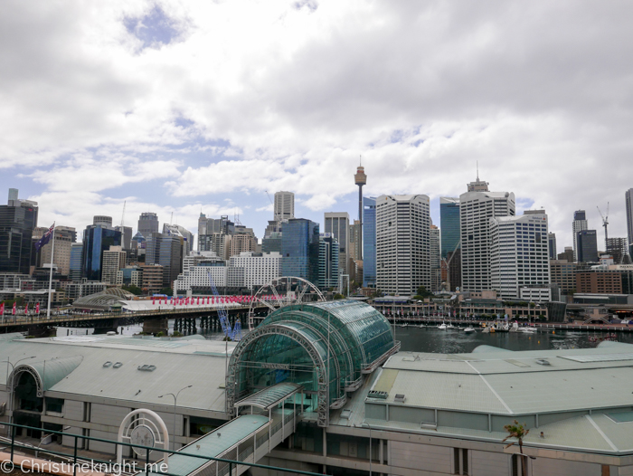 Novotel Darling Harbour: Sydney Hotel Review, Australia