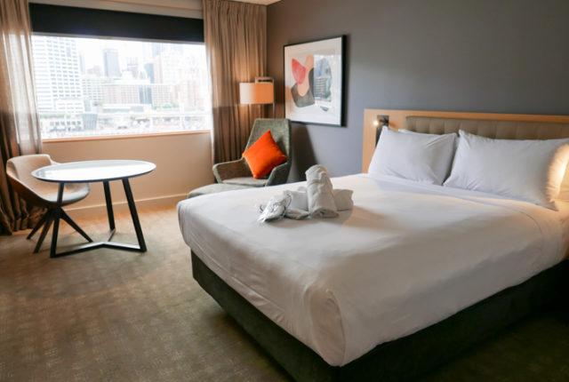 Novotel Darling Harbour: Sydney Hotel Review, Australia
