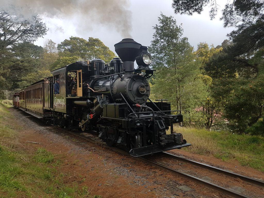 Puffing Billy Railway Victoria Australia