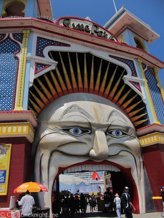 Luna Park Melbourne Australia