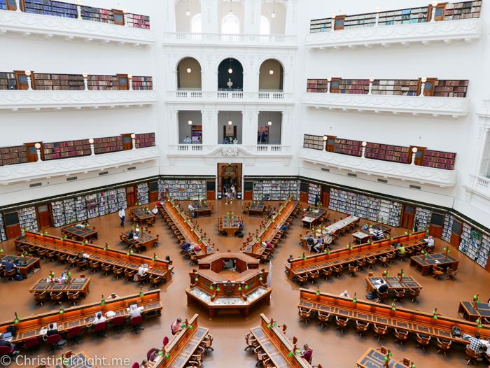 State Library Victoria Australia