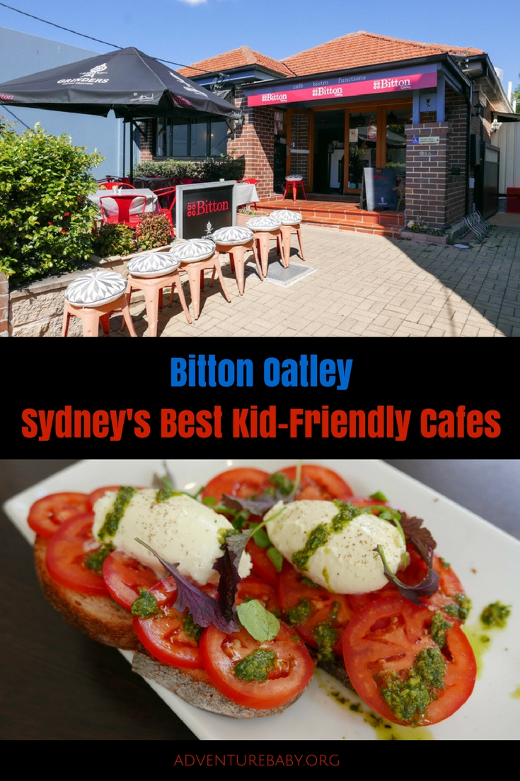 Bitton Oatley: Kid-Friendly Restaurants Sydney