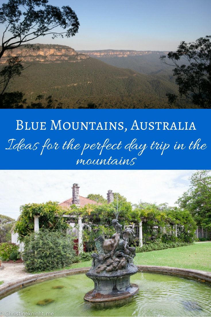 Blue Mountains Day Trip, Australia