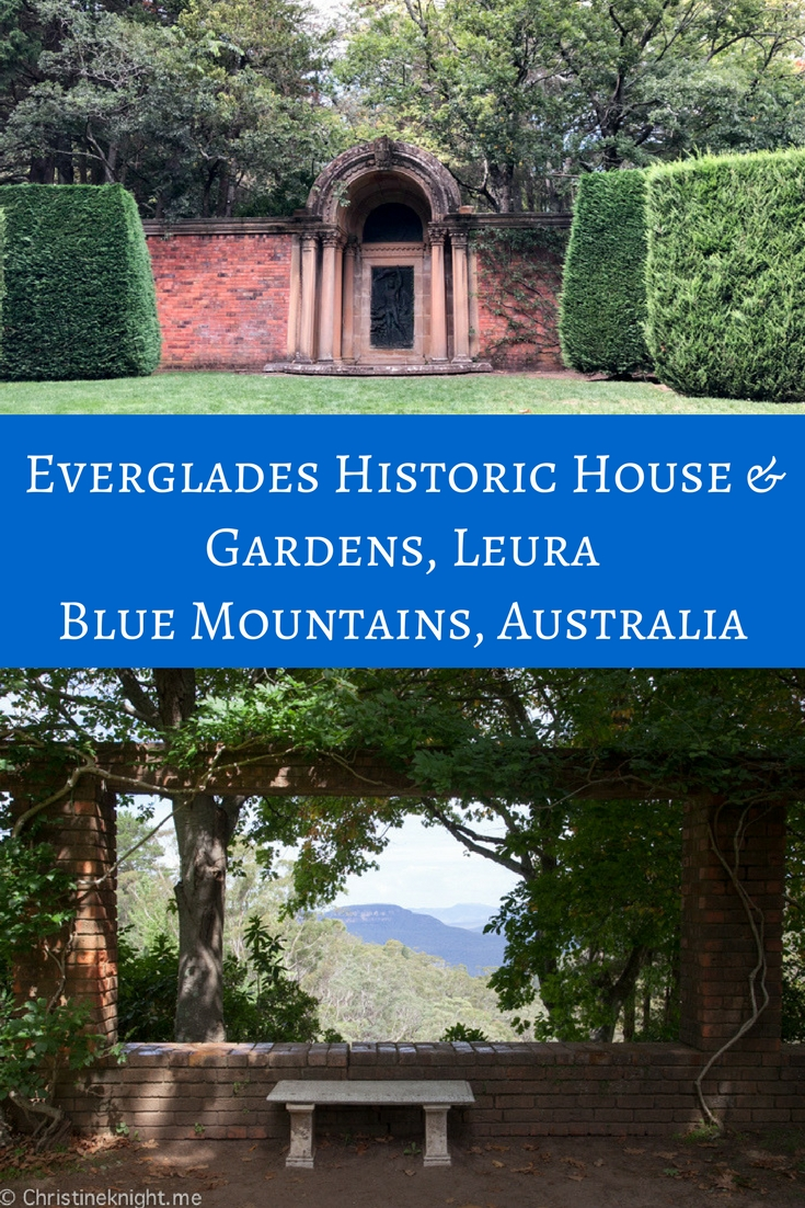 Everglades Historic House & Gardens, Blue Mountains, Australia