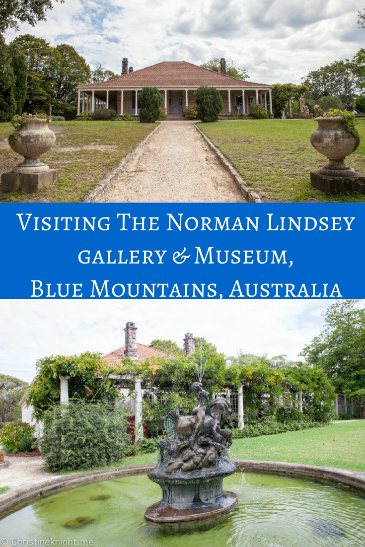 Norman Lindsey Gallery and Museum, Australia