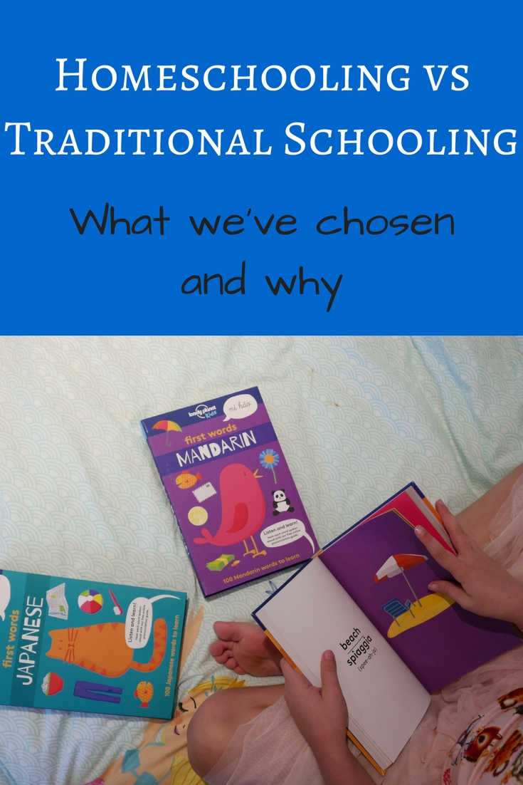 Homeschooling vs Traditional Schooling: What We Chose and Why via https://Christineknight.me